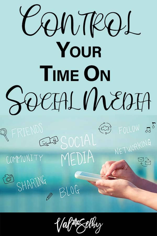 control your time on social media guide