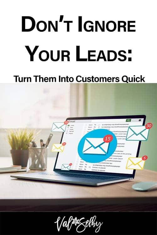 don't ignore your leads biz club resource