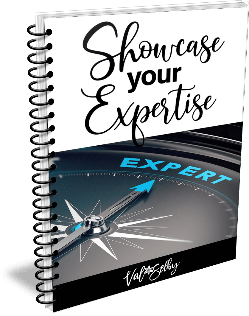 showcase your expertise guide