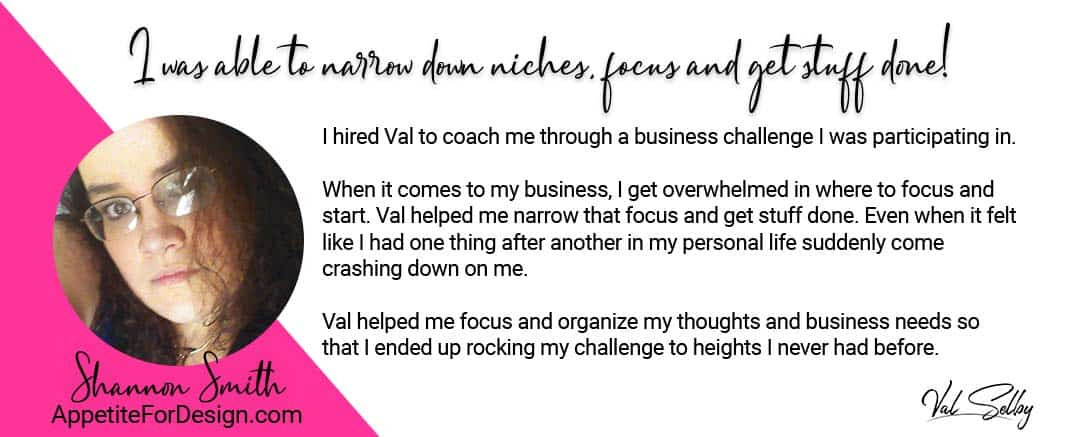 shannon smith coaching experience with val selby