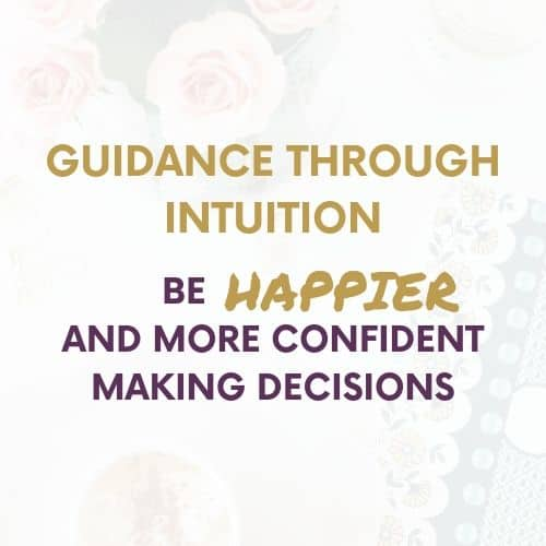 guidance through intuition